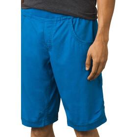 Prana Zander Shorts Herren Vortex Blue
